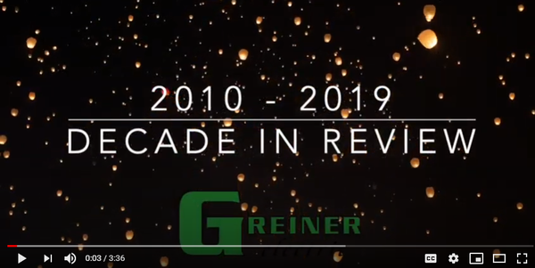 Greiner Electric Decade in Review: 2010 - 2019